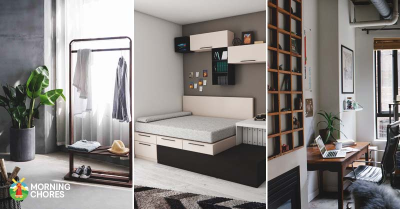 19 Space-Saving DIY Bedroom Storage Ideas You'll Love XHAPAMR