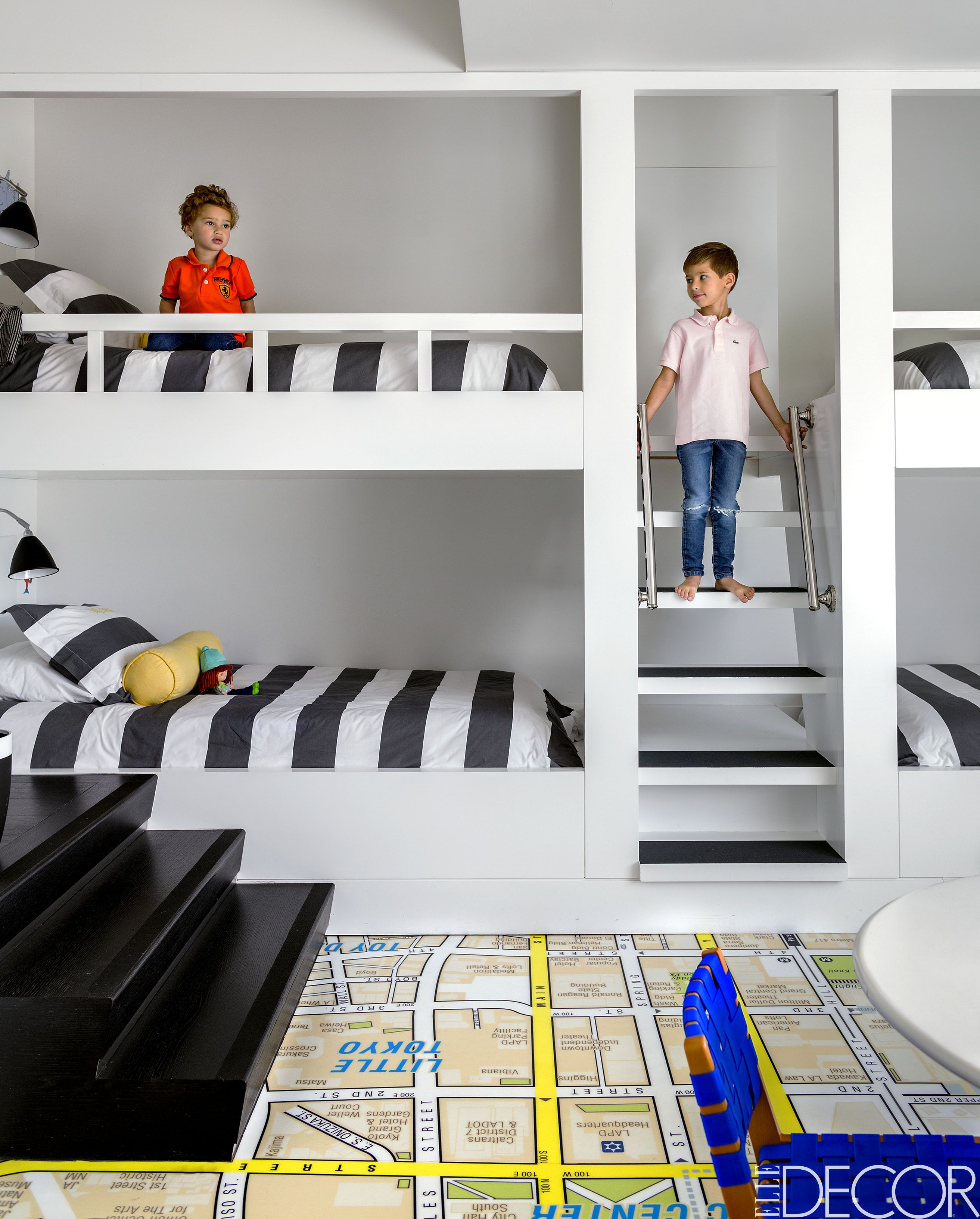 20 great bedroom ideas for boys - decorating a chic and youthful space FFYGPXP