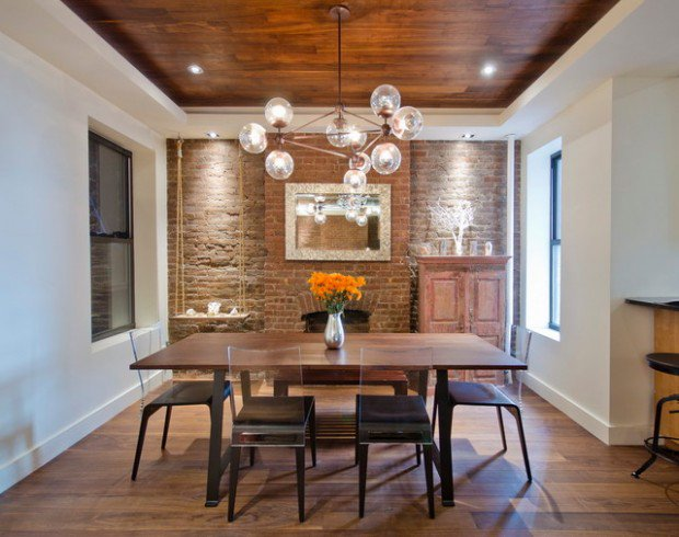 20 great interior design ideas with brick walls VZLRSQB