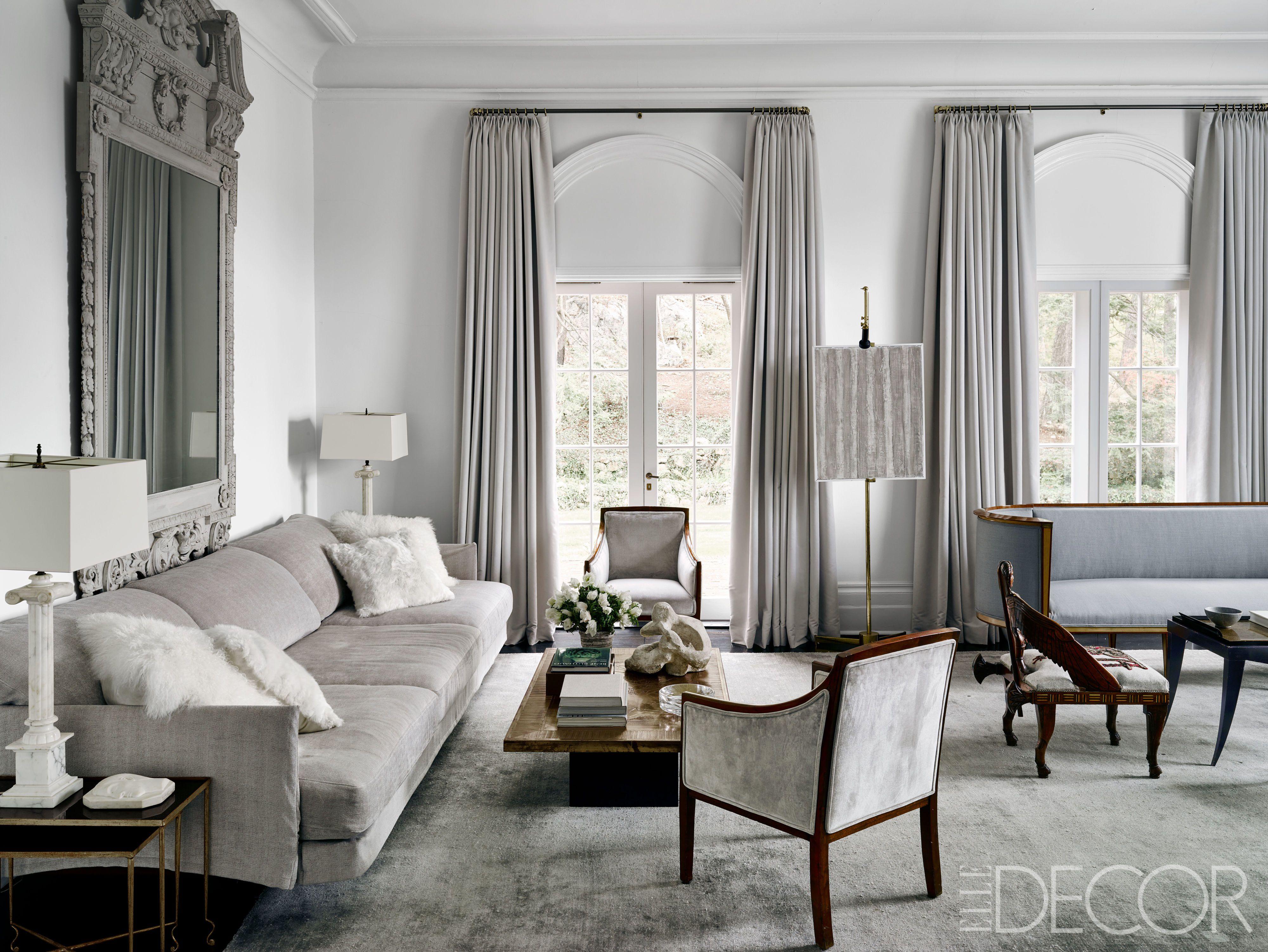 20 best gray living room ideas - gray rooms UVVBBCE