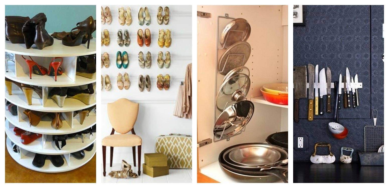 20 clever ideas for the home improvement organization DNVJUYA