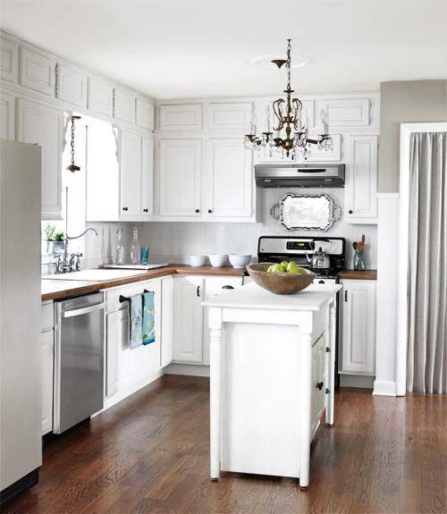 22 Kitchen Rejuvenation Before & After - Kitchen Remodeling Ideas YGAHMFS