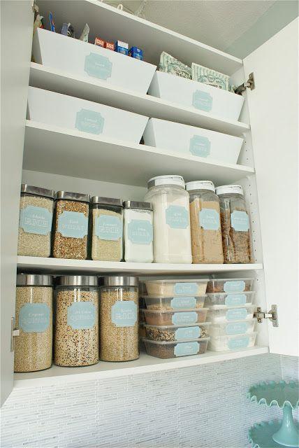 Over 30 Best Ideas for Kitchen Organization - How to Organize Your Kitchen VHCRKQN