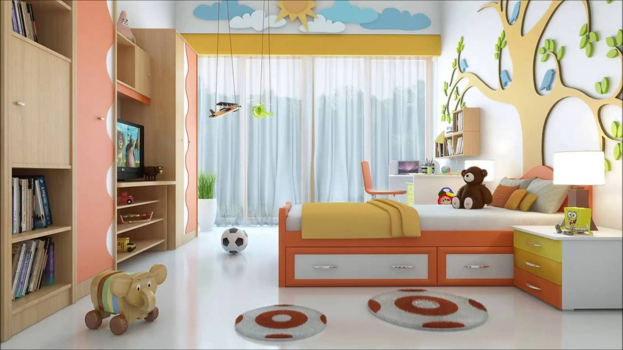 30 liveliest and liveliest ideas for your children's room - plan n KPFFAKE