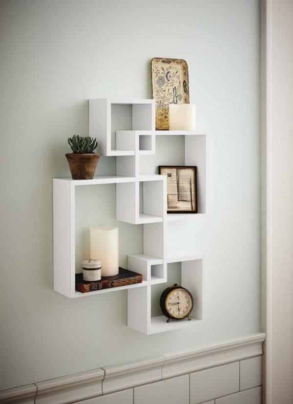 31 unique wall shelves that make storage look beautiful WJSZPMH