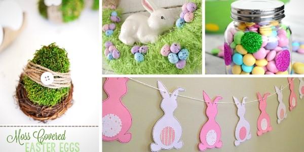 33 DIY Easter decorations XBFZRAM