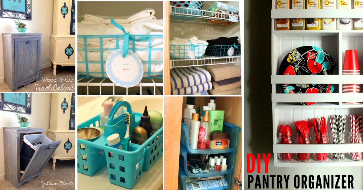 35+ exquisite home organizing ideas to get rid of all the clutter!  VREPUXN