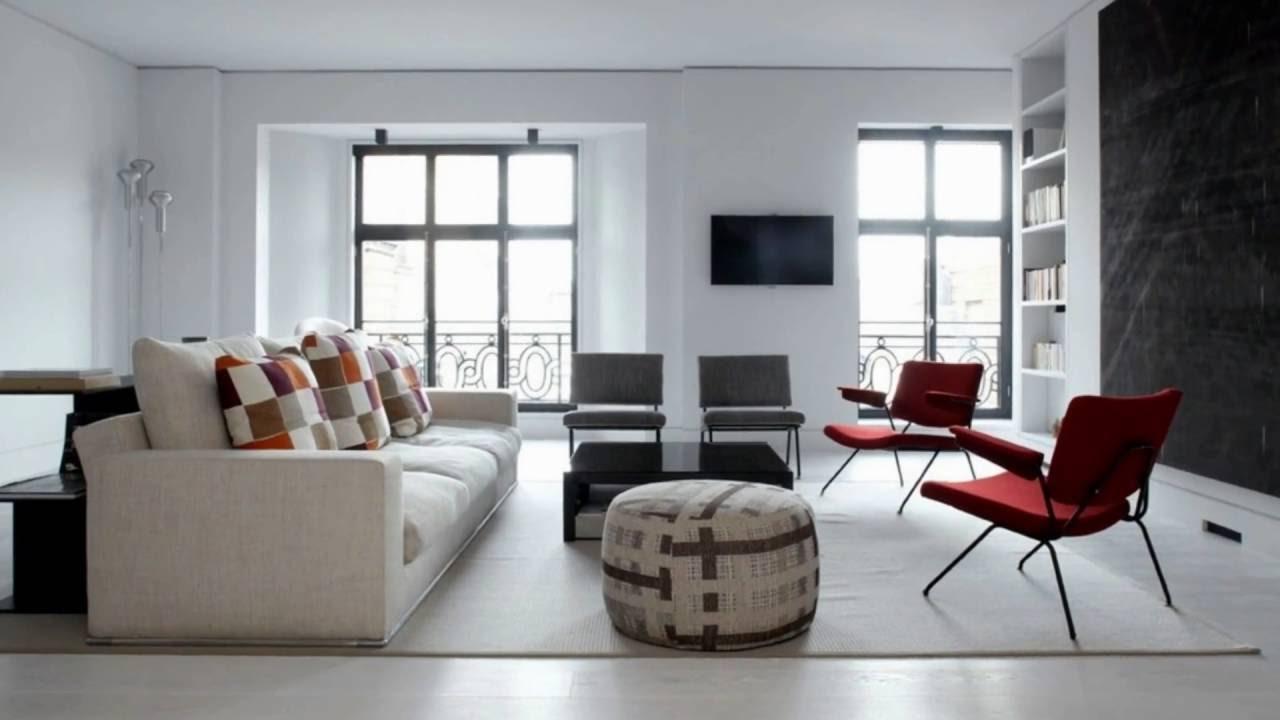 40 wonderful modern minimalist living room design ideas - youtube LZXXUCZ