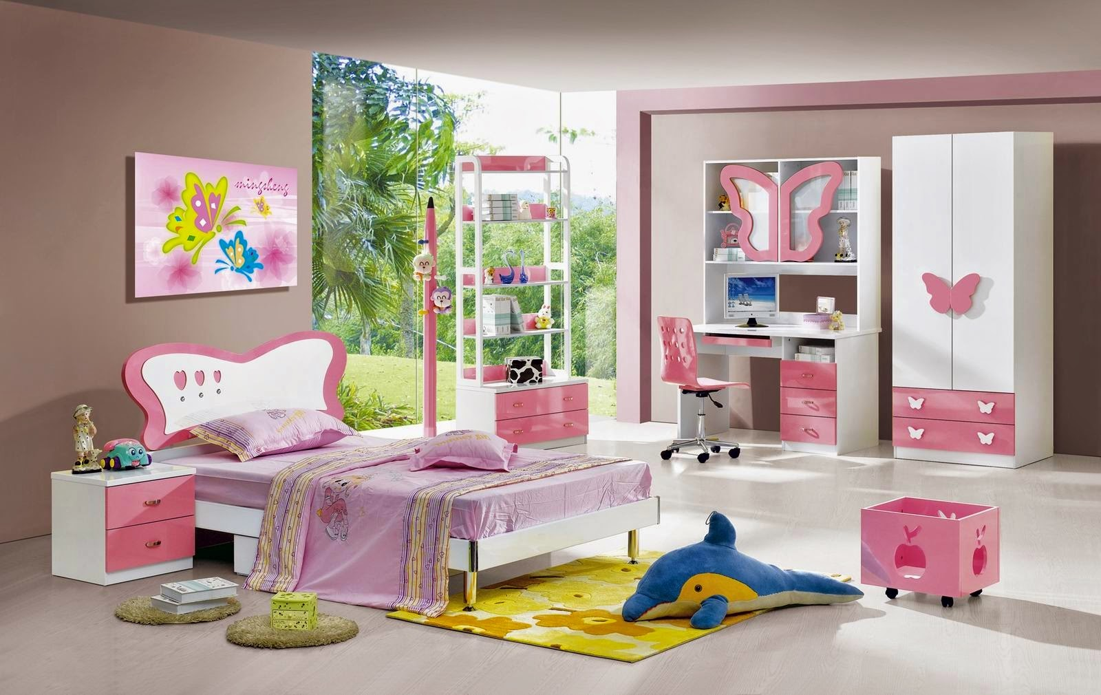 44 inspiring ideas for the design of children's rooms HMHXCOM