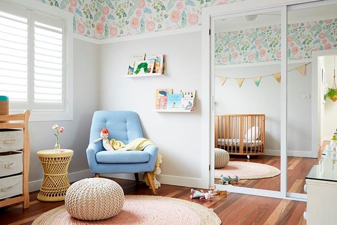 Baby nursery decor ideas