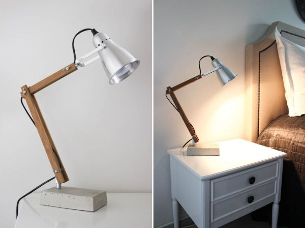 5 simple and imaginative DIY bedside lamps XBFNLOP