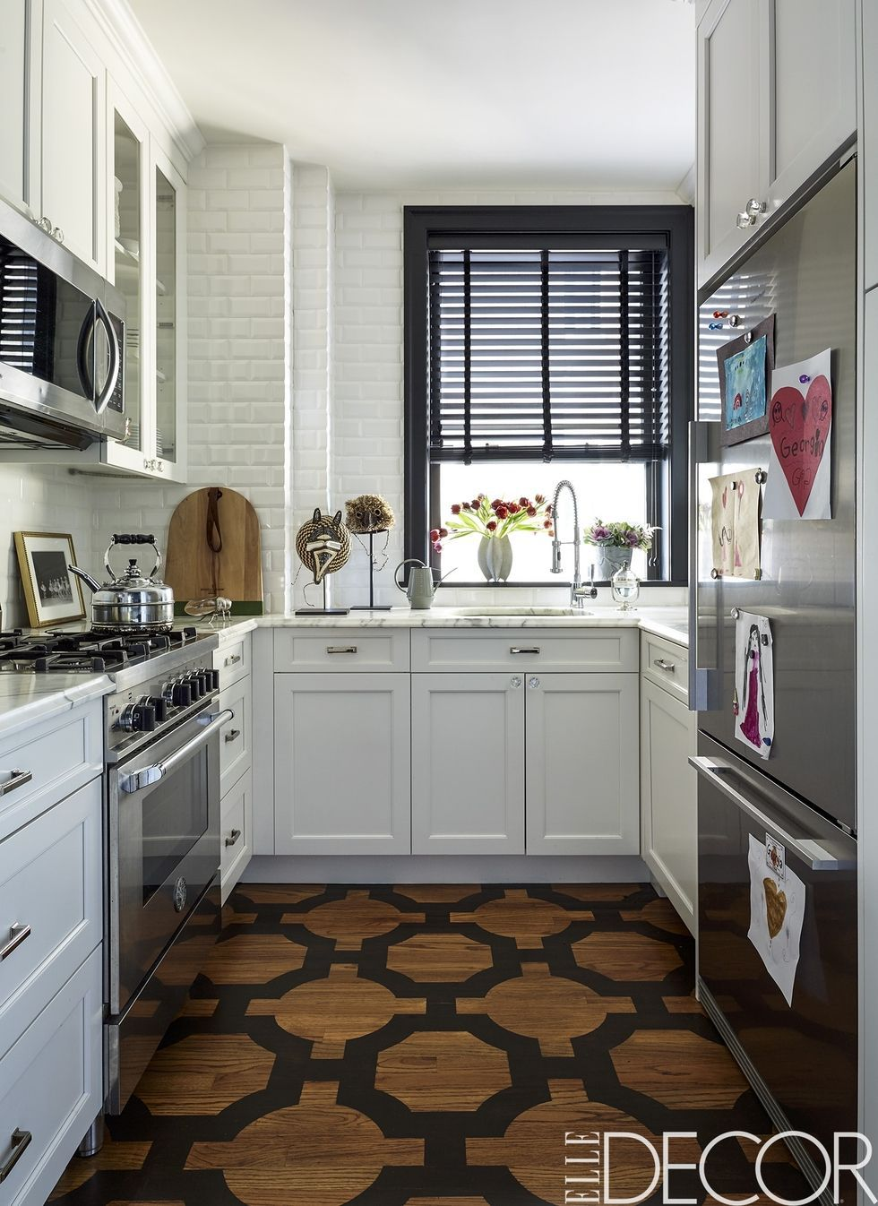 Over 50 ideas for designing small kitchens - decorating small kitchens TRJTKXB