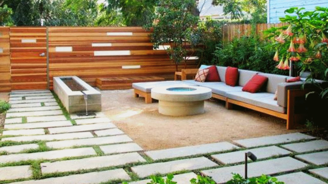 55+ ideas for landscaping front and back yards - youtube JWQGBWS