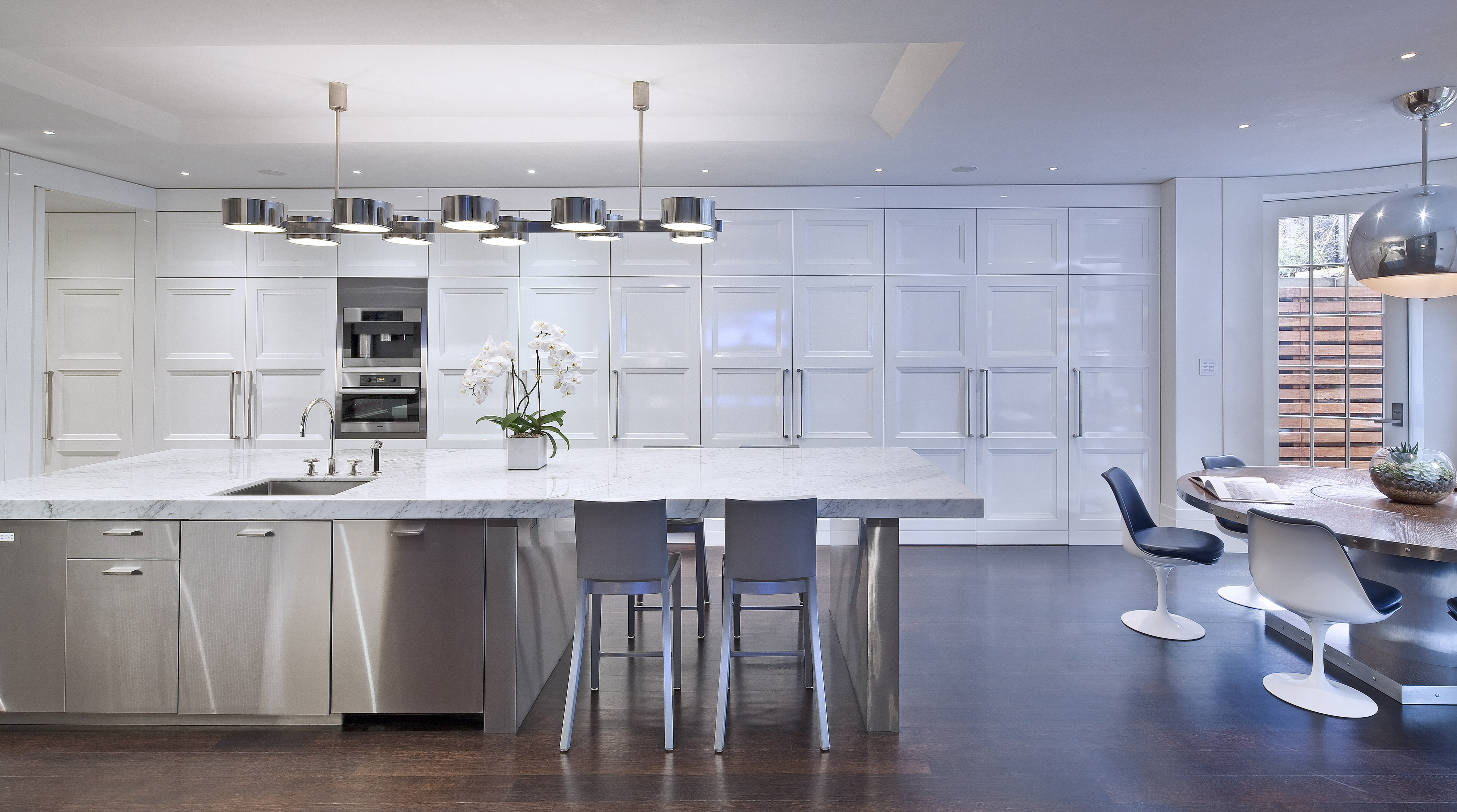 6 clever kitchen design ideas from st.  Charles of New York BPZBUPN
