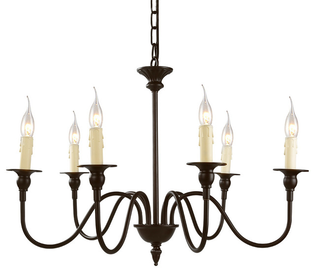 6-flame candlestick POEGBDR