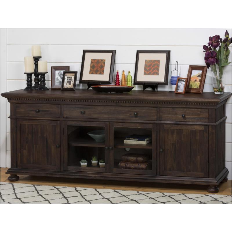 679-80 Jofran Furniture 679 Series 80in media unit SWFNCTA