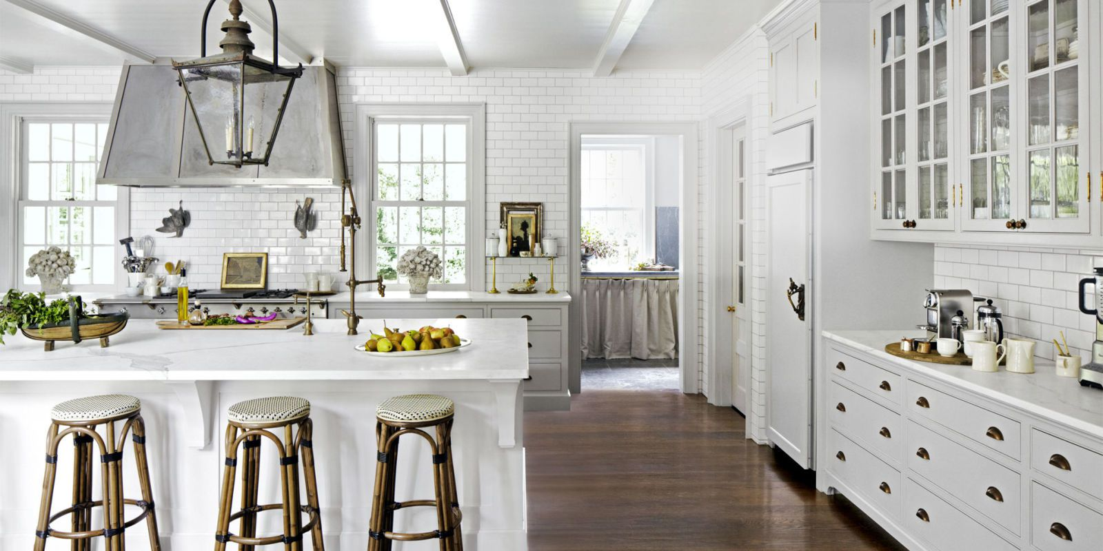 8 beautiful kitchen trends that will be big in 2018 WCBUQNR