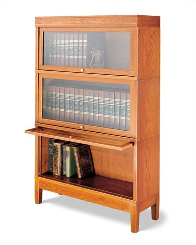 800 series OXXGDXU Barrister deep bookcase