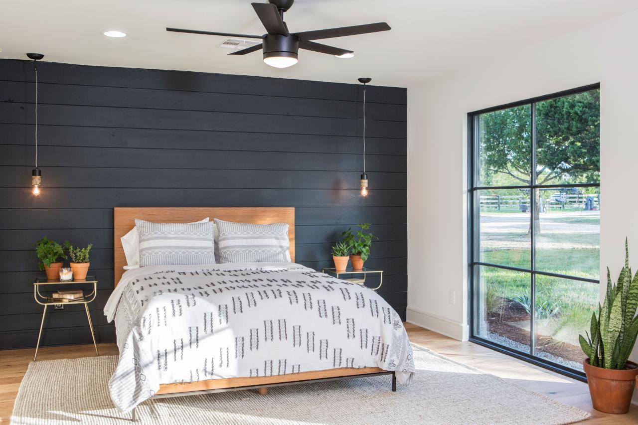 Makes it easier for Joanna Gaine's bedroom