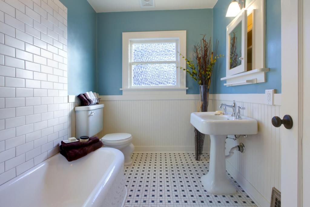Adorable bathroom cladding