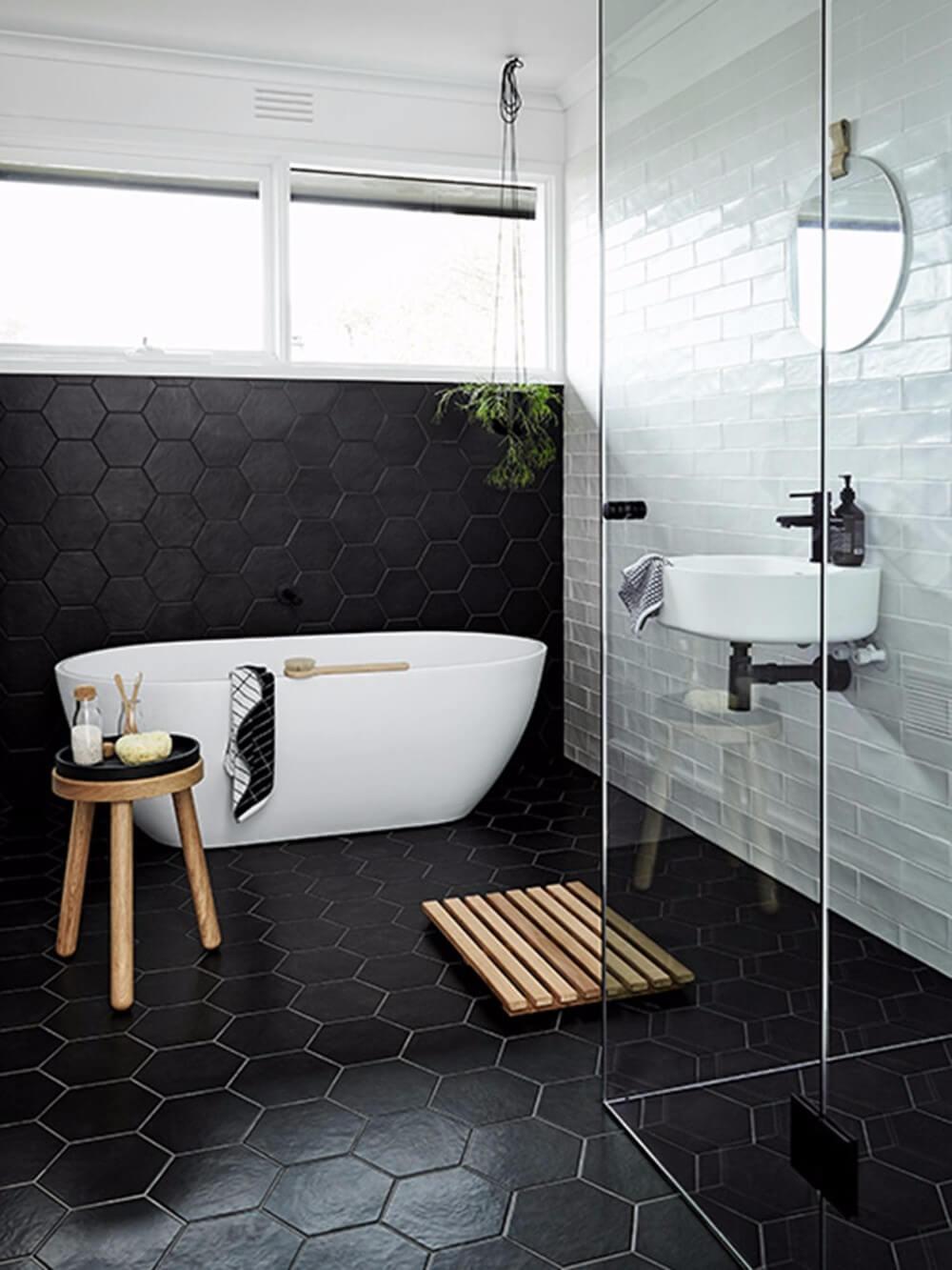Nice bathroom tray