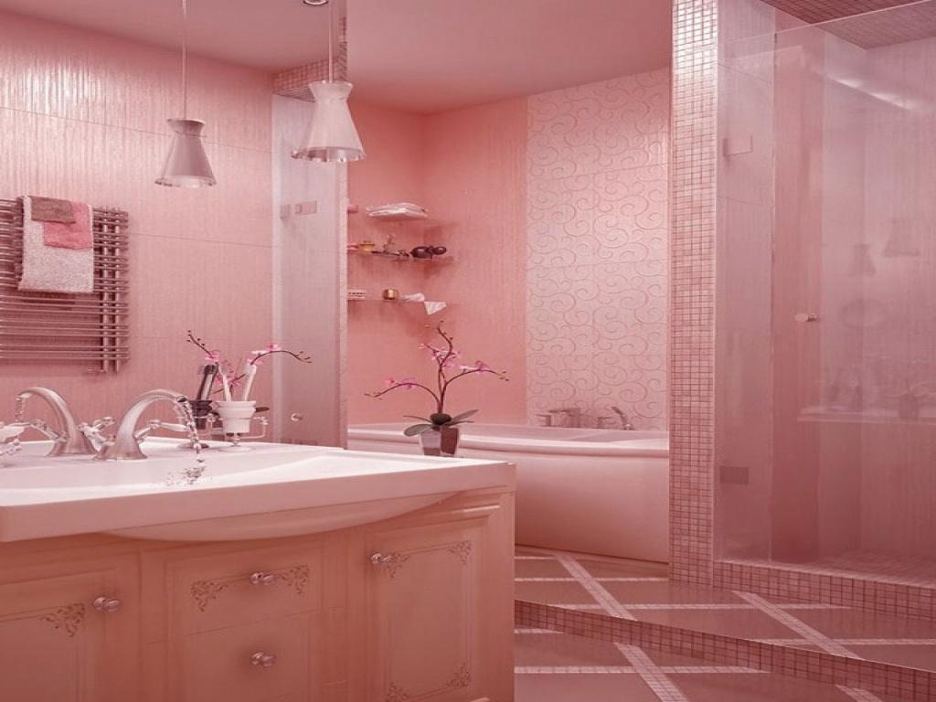 Fancy bathroom heating