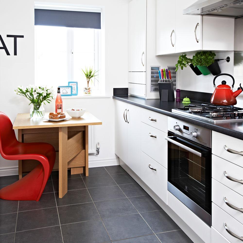 Nice kitchen table
