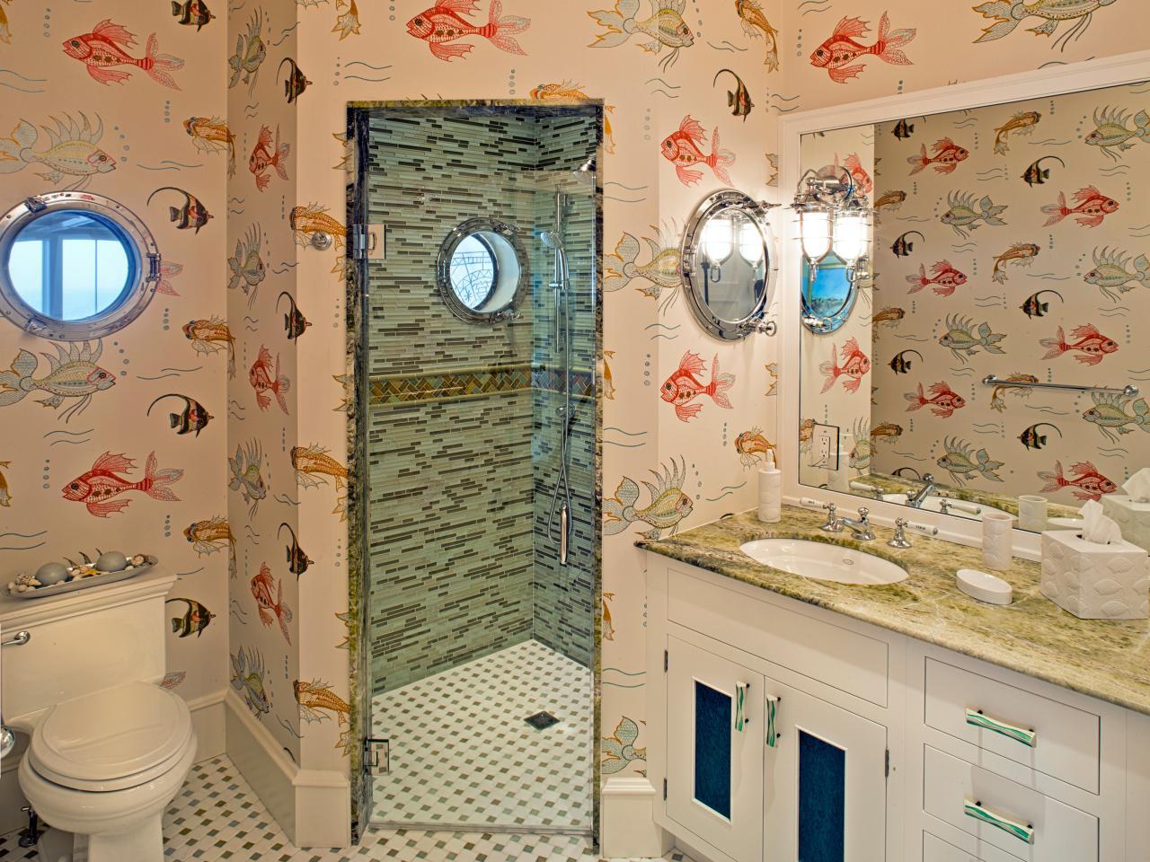 Modified mermaid bath