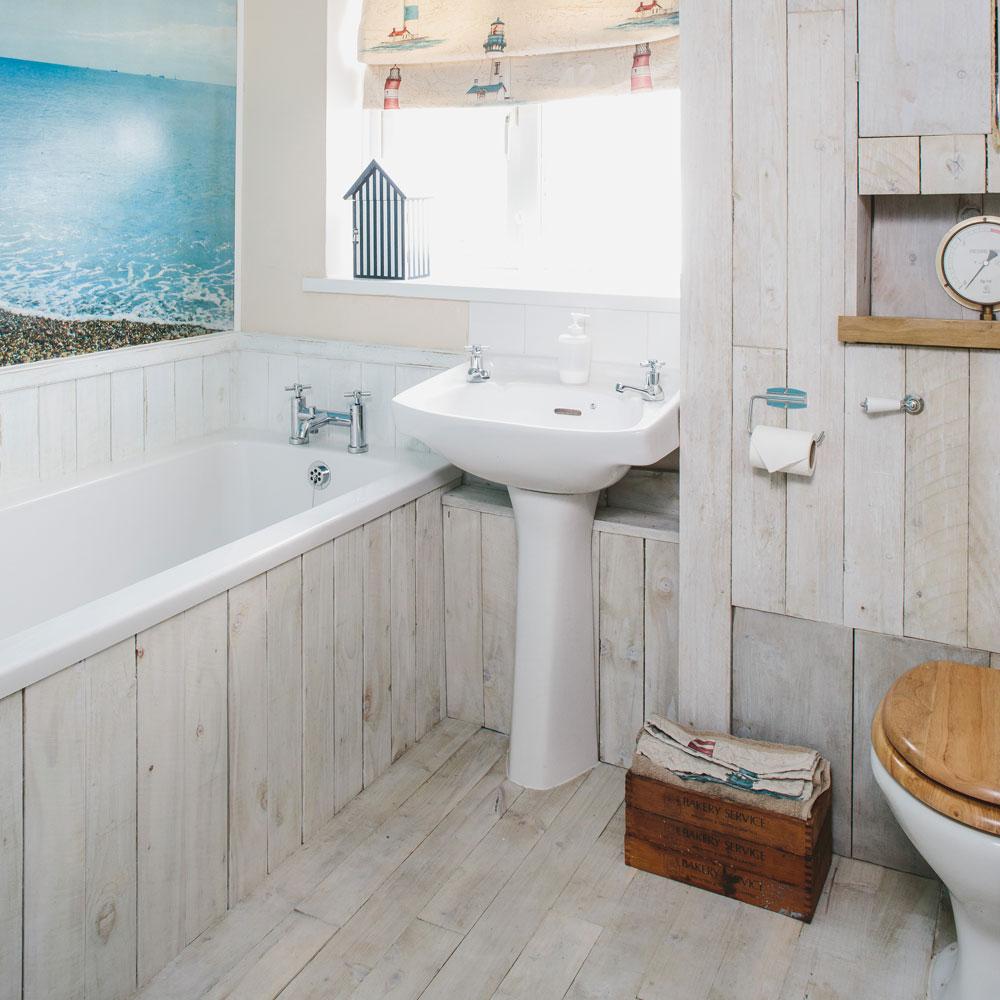 Pure coastal bathroom