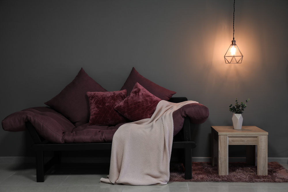 Ordinary little living room