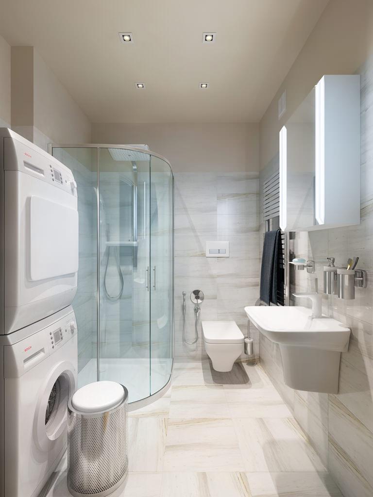 Neutral bathroom heating