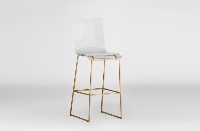 Acrylic bar stool King bar stool NXHVOTS