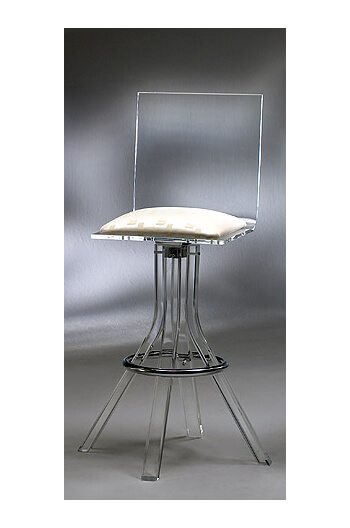 Acrylic bar stool muniz plastics acrylic bar stool.  INFOWHP