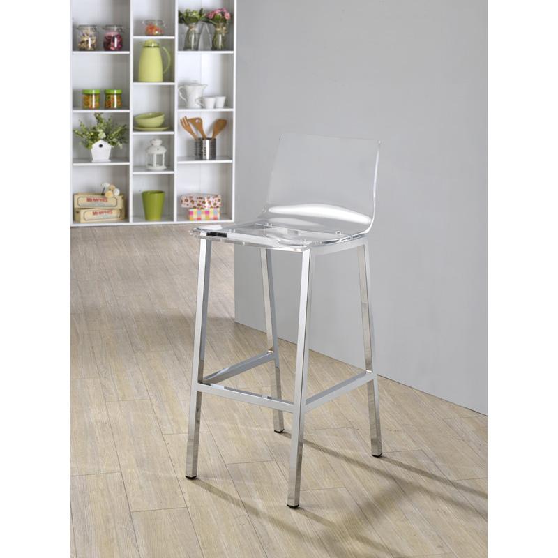 Acrylic bar stool Pure Decor acrylic bar stool.  u003e GEUFYOA