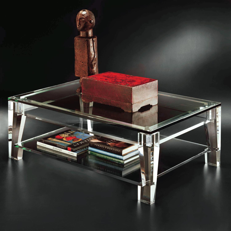 Acrylic Cocktail Tables