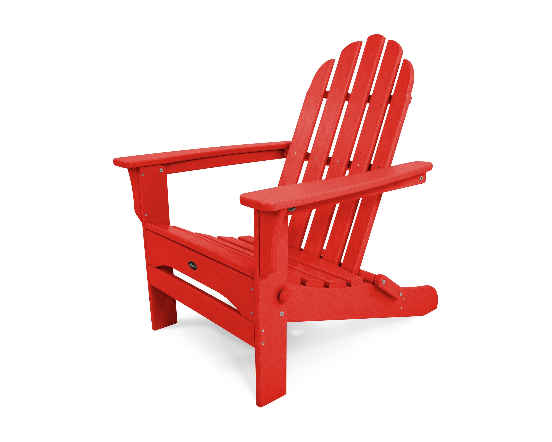 Adirondack Chairs Cape Cod Folding Adirondack Chair OOHBTSR