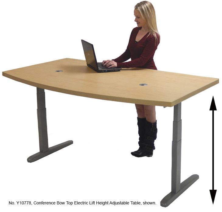 adjustable desk 71 ... NNEUBKW