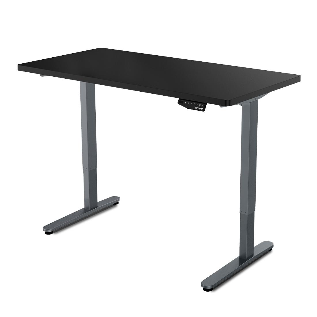 adjustable desk Electrically height adjustable desks - standard option    flexispot PIEDQPT