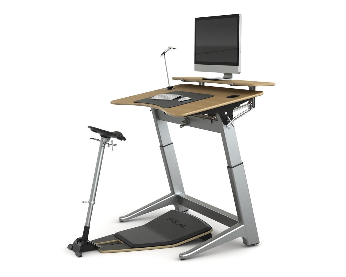 adjustable standing desk a height-adjustable ... NUBSNWE