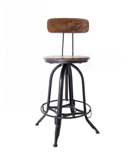 adjustable swivel bar stool with backrest stunning high bar stool with backrest 43 adjustable foter inside prepare BWYWEHI