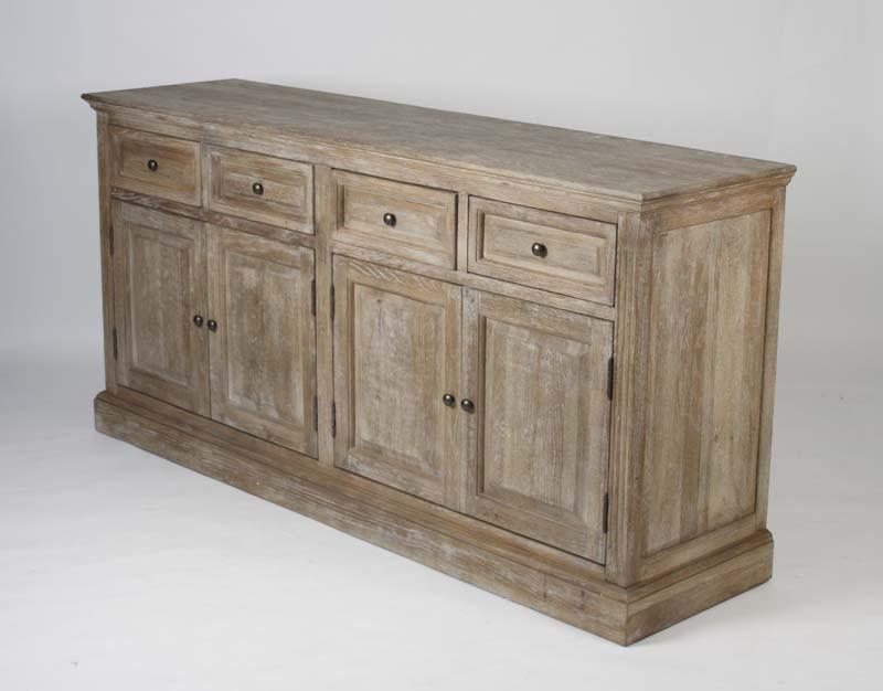 Albert Buffet - Furniture made of limed oak FWTUJVL
