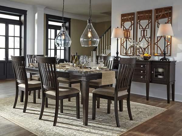 alexee 5-part dining room VDHUVBC