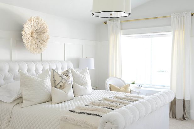 all white rooms 10 possibilities with (almost) completely white bedrooms FUZCNUI