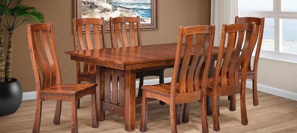 amish furniture custom made amish dining room furniture CTOLNQO