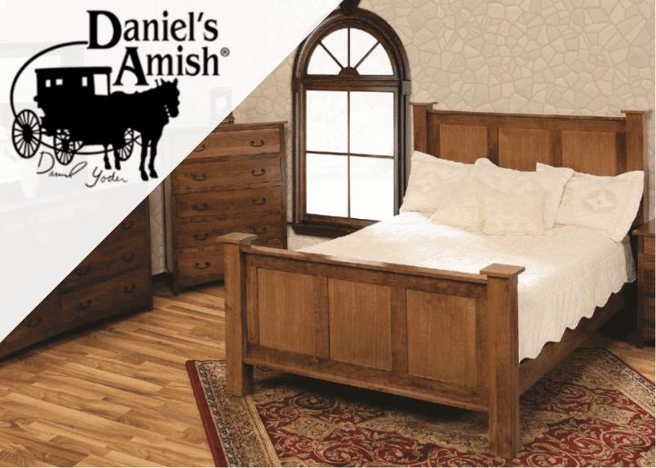 amish furniture danielu0027s amish QPNJUHJ
