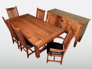 Amish furniture dining room furniture ERDYDSM
