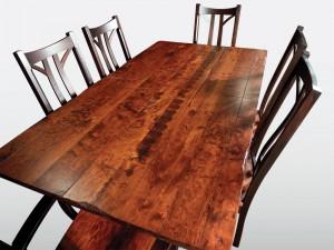 Amish Furniture Dining Set Dublin Dining Set ... RQWWMIL