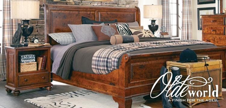 Amish Furniture Olde World Finish QONTLNF