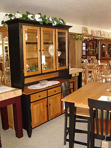 Amish furniture XZQVIGW