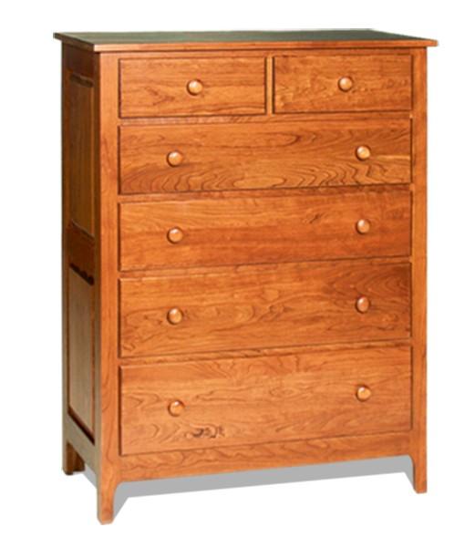 Amish Shaker Dresser CFQHKQU